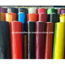 Transparente und Farbe PVC-Folie für Paket