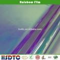 PET Rainbow Film