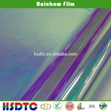 PET Rainbow Film