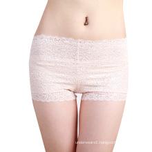 Fashionable sexy sheer body shapewear women's lace panties underwear women
