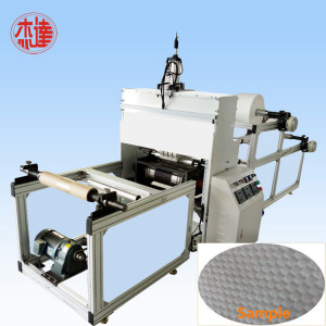 Ultrasonic Non Woven Fabric Perforating Machine