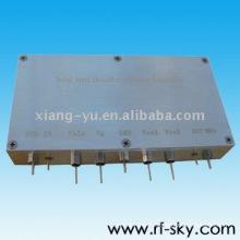 ПА-30-400-40-45 60Вт 1.5 КСВН входа 30-400мгц УВЧ конструкция компонентов усилителя