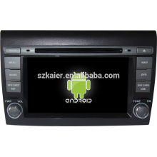 Factory directly ! ! Android 4.2 touch screen car dvd player for FIAT BRAVO +dual core +OEM