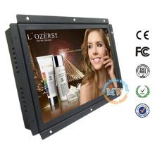 Hochauflösender 10,1-Zoll-LCD-Monitor mit offenem Rahmen und SDI-Eingang