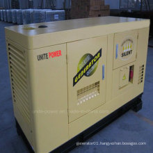 40kVA Super Yanmar Enclosured Diesel Generator with Canopy