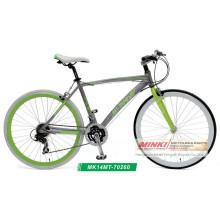 Alloy 14 Speed Road Bike Hybrid Bicycle