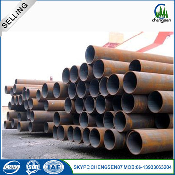Welded Carbon Welded Erw Carbon Steel Scrap Tube
