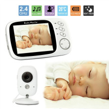Baby monitor audio wireless video con fotocamera