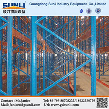 Pallet Narrow aisle racking