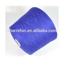 stock service supply 20% wool 80% cashmere blend hilado 2 / 26NM