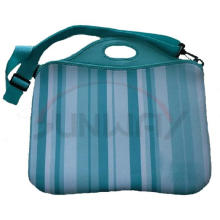 Waterproof Shockproof Neoprene Laptop Case Computer Bag (PC011)