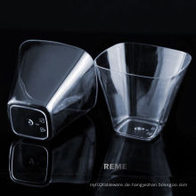Plastikbecher-Einweg-Cup Clear Cup 3.5 Unzen