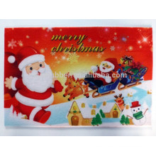 2015 Christmas gift floor mat door mat