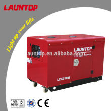 10.0kw silent diesel generator with 20hp(954cc) Lombardini engine