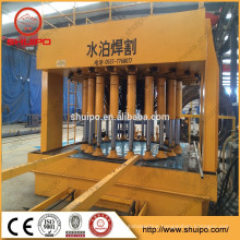 Hydraulic Dished End Configuring Machine/Good Quality Dish Head Forming Flanging Machine/Tank dish end forming Machine