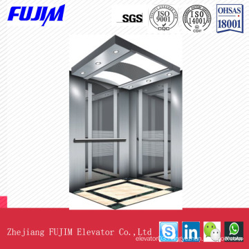 1000kg Capacity 3.0m/S Passenger Elevator with Small Machine Room