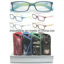 Fashionable Hot Selling Eyewear Reading Glasses (MRP21583A)