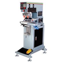 Impresora del cojín de Color doble automático con tintero