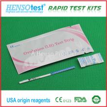LH Ovulation Teststreifen Kassette Midstream