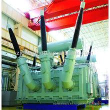 El Transformador de Potencia 330KV a