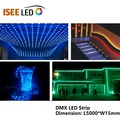 شريط DMX RGB SMD5050 LED