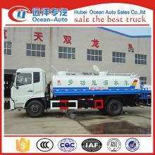Dongfeng 12000 metros cúbicos de agua de camiones cisterna precio