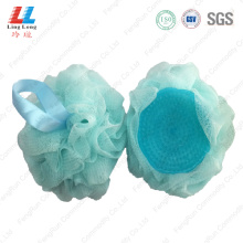 Mesh brush bath sponge ball