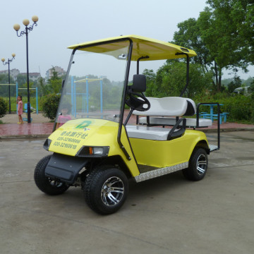 small cheap electric 4 seater golf carts