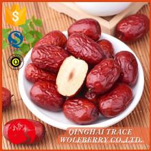 Heißer Verkauf gute Qualität billigste getrocknete rote Jujube Frucht