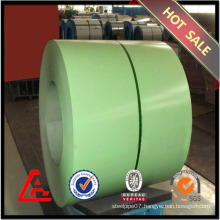 top quality prepainted galvanized steel coil price