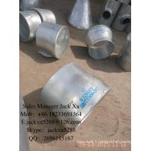 Matériau de fer et mamelon de fonte de type de mamelon