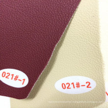 PU Leather for Furniture Upholstery Sofa Seat Cover (HS021#)