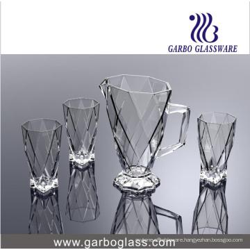 7PCS Water Drinking Set Glassware
