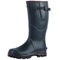 Good Quality Waterproof Men′s Rubber Boots (2207N)