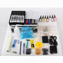 Günstige Produkte Supplies Tattoo Kits mit Maschine und Tinte