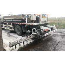 Road Construction Truck With liquid Asphalt sprayer machine