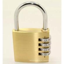 Cadeado de combinação de latão sólido senha bloqueio de código (110504)
