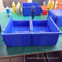 Adjustable Storage Plastic Bin Container