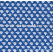 Malla de alambre de plástico (fábrica)