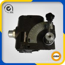 Válvula de control de flujo hidráulica 114L / Min del arrabio 1 / 2NPT