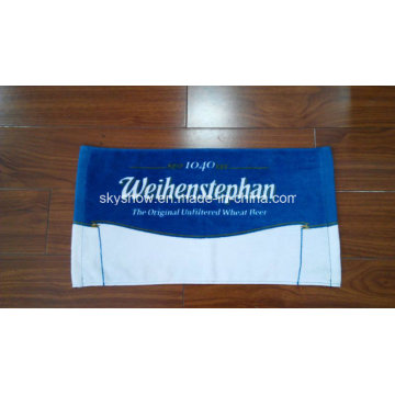 100% Cotton Reactive Printed Bar Towel (SST3013)