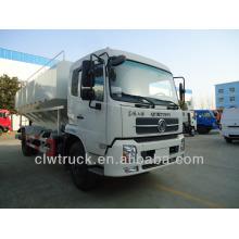 on sale 12m3 dongfeng bulk feed truck, 4x2 bulk feed discharge trucks