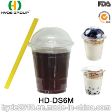 6oz Disposable Pet Cup with Lid