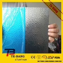 Алюминиевые фольги с тиснением