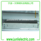 1.2m 1200mm IP65 T8 2x36w Clear Frosted Waterproof Fixtures Waterproof Fittings