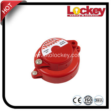 Polypropylene Rotation Gate Valve Lockout Devices