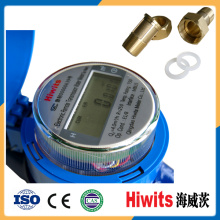 High Accuracy Class C Smart Electron Remote Read Water Meter