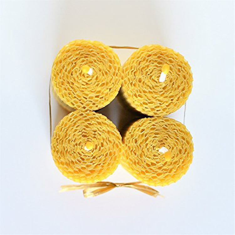 Beeswax Candle 11