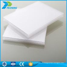 Feuille réfléchissante à base de polycarbonate opaque au meilleur choix en gros
