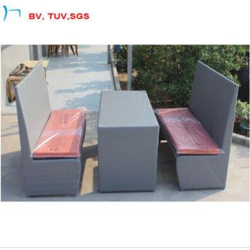 2016 Rattan Patio Sofa Set with Cushion (CF1275)